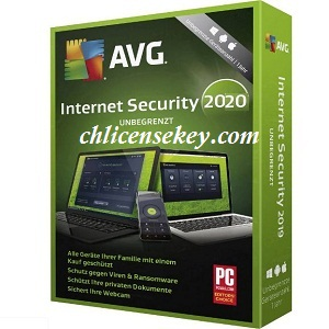 AVG Internet Security 2020 Crack Incl [License + Serial] Key