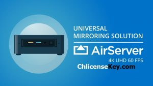 AirServer Product Key