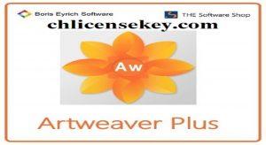 Artweaver Plus License key