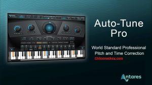 Antares AutoTune Pro Serial Key